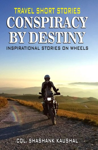 Inspiration Stories on Wheels ( Travel Short Stories)