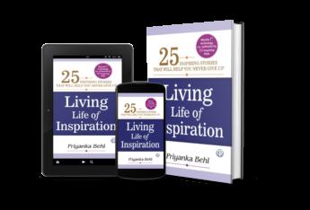 LIVING LIFE OF INSPIRATION